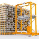 LogiComb – système de stockage en nid d'abeille