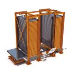 LogiTower – système de stockage à deux tours