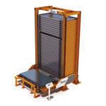 LogiTower – système de stockage à une tour